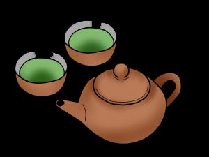 中国茶 カラー
